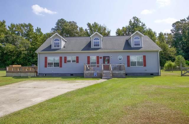211 Vermilion Drive, Parkton, NC 28371 (MLS #208158) :: Pinnock Real Estate & Relocation Services, Inc.
