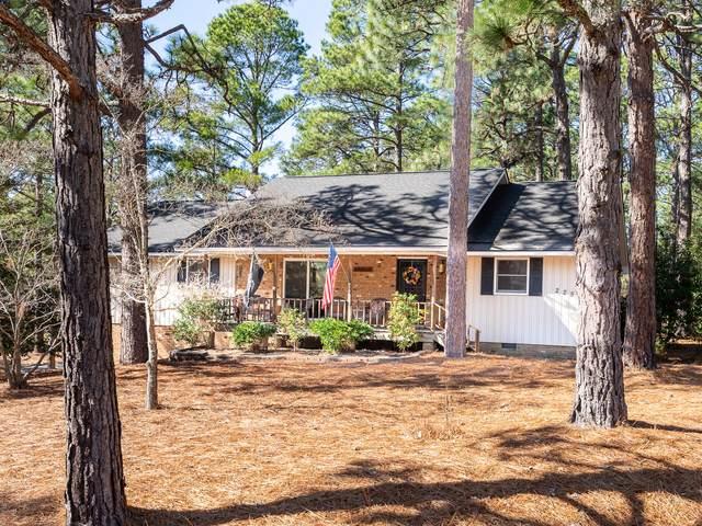 225 Burning Tree Road, Pinehurst, NC 28374 (MLS #208170) :: Towering Pines Real Estate