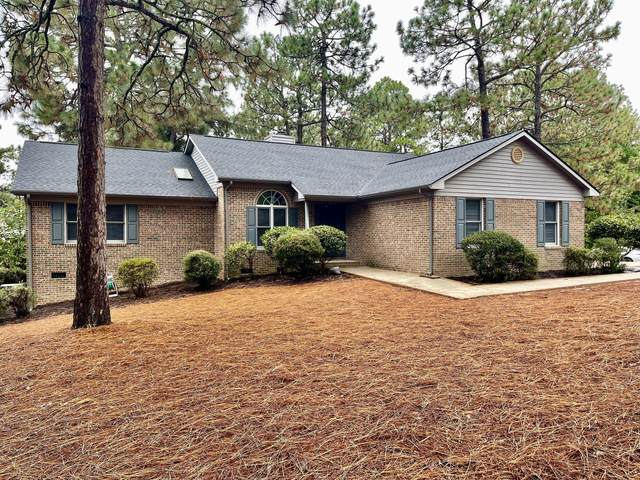 860 Monticello Drive, Pinehurst, NC 28374 (MLS #208176) :: Pinnock Real Estate & Relocation Services, Inc.