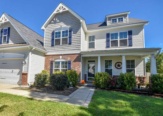 252 N Prince Henry Way, Cameron, NC 28326 (MLS #208177) :: Pinnock Real Estate & Relocation Services, Inc.