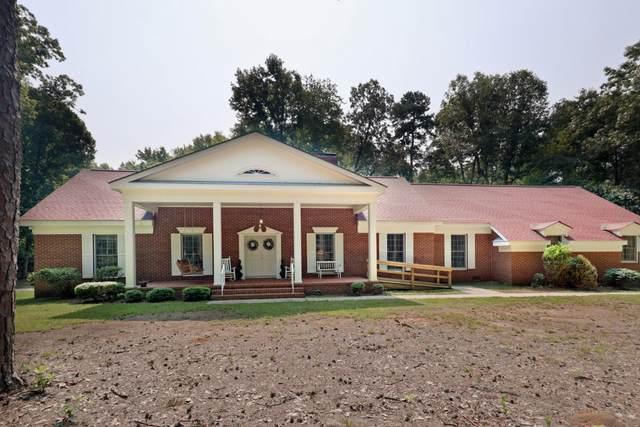 1595 N Moore Road, Robbins, NC 27325 (MLS #208181) :: Towering Pines Real Estate