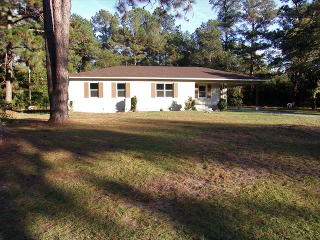 506 Doc Brown Road, Raeford, NC 28376 (MLS #208184) :: Pines Sotheby's International Realty