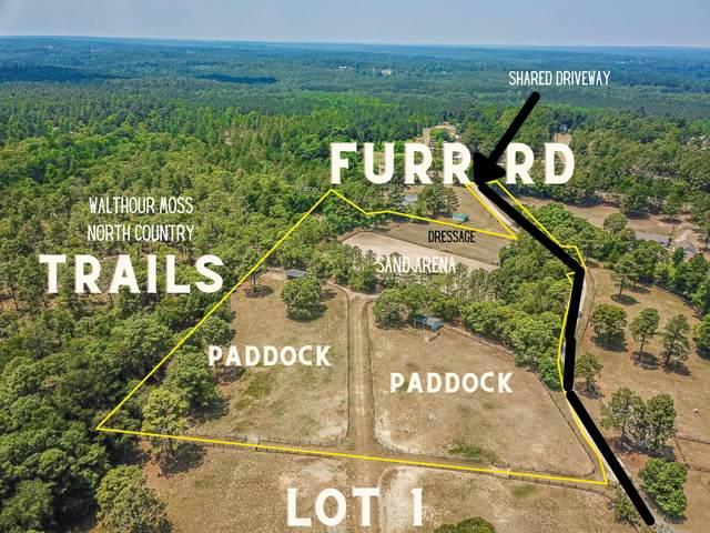 377 Furr Road, Vass, NC 28394 (MLS #208196) :: Pinnock Real Estate & Relocation Services, Inc.