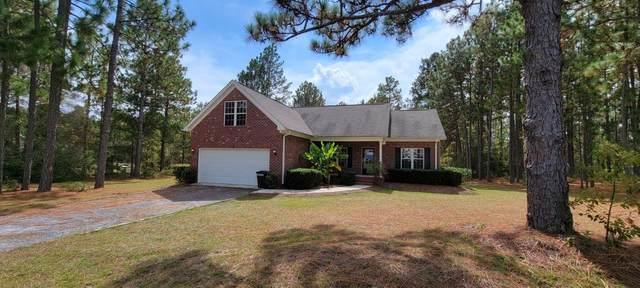 111 Lewis Lane, Pinebluff, NC 28373 (MLS #208203) :: Pinnock Real Estate & Relocation Services, Inc.