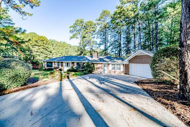 128 Pine Ridge Drive, Whispering Pines, NC 28327 (MLS #208206) :: Pinnock Real Estate & Relocation Services, Inc.