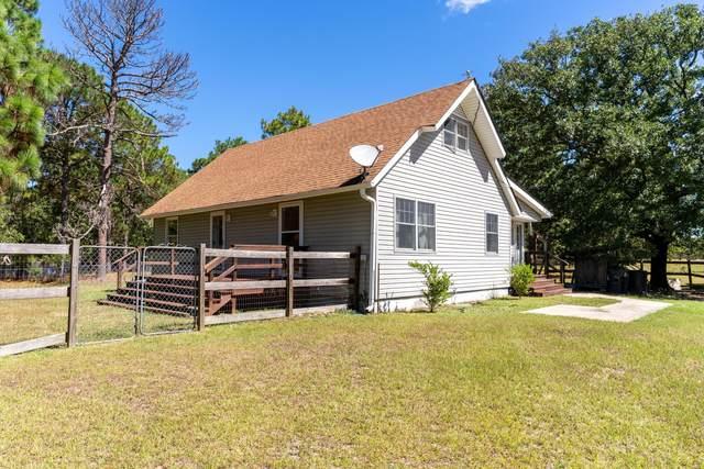 150 Audubon Road, Pinebluff, NC 28373 (MLS #208217) :: Pines Sotheby's International Realty