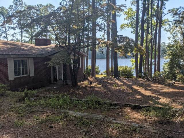 15 Lakeview Drive, Whispering Pines, NC 28327 (MLS #208218) :: Pinnock Real Estate & Relocation Services, Inc.