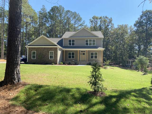 86 Sandpiper Drive, Whispering Pines, NC 28327 (MLS #208219) :: Pinnock Real Estate & Relocation Services, Inc.