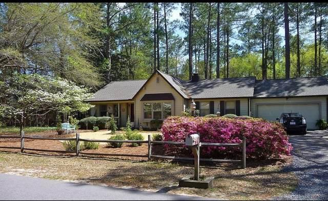 335 Oakmont Circle, Pinehurst, NC 28374 (MLS #208231) :: Pinnock Real Estate & Relocation Services, Inc.