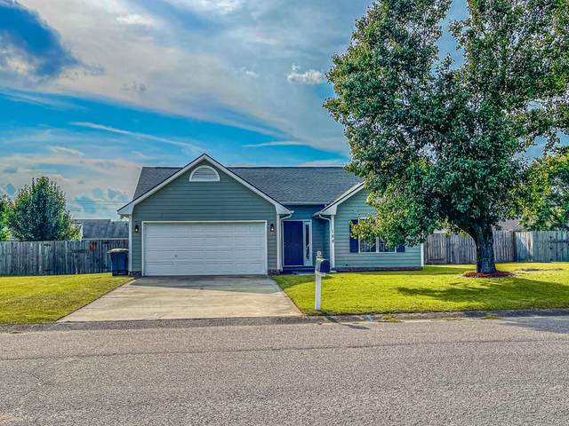 168 Fading Trail Lane, Raeford, NC 28376 (MLS #208252) :: Pinnock Real Estate & Relocation Services, Inc.