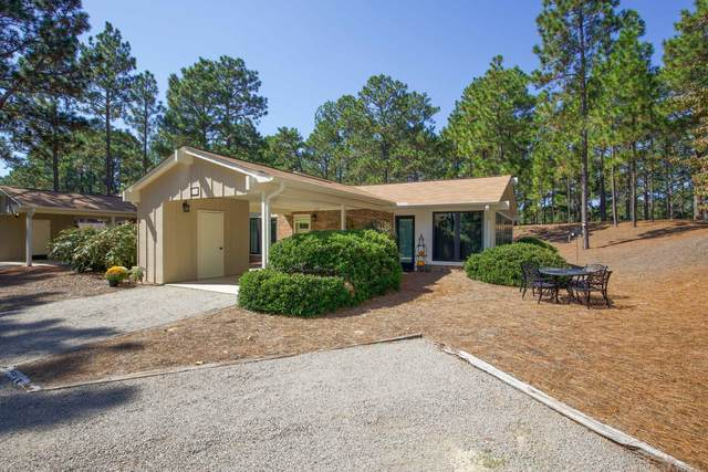 536 Sandalwood Drive, Southern Pines, NC 28387 (MLS #208275) :: Pinnock Real Estate & Relocation Services, Inc.