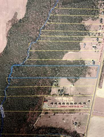0 Stewartsville Cemetary Road, Laurinburg, NC 28352 (MLS #208281) :: Pinnock Real Estate & Relocation Services, Inc.