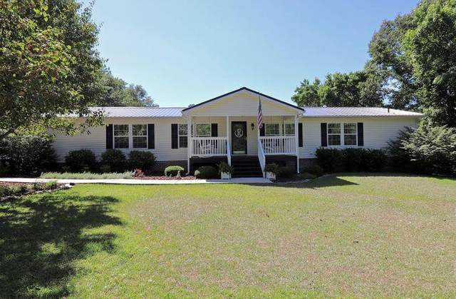 4650 Dowd Road, West End, NC 27376 (MLS #208294) :: Pines Sotheby's International Realty