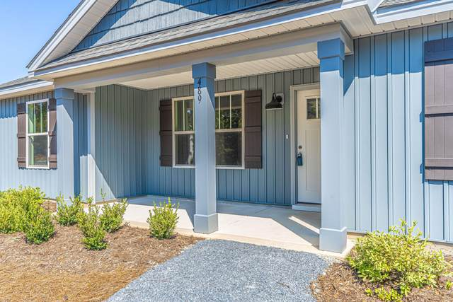 489 Mcneill Road, Southern Pines, NC 28387 (MLS #208298) :: Pinnock Real Estate & Relocation Services, Inc.