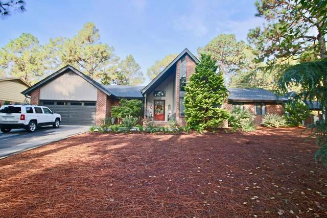 121 Pine Lake Drive, Whispering Pines, NC 28327 (MLS #208307) :: Pinnock Real Estate & Relocation Services, Inc.