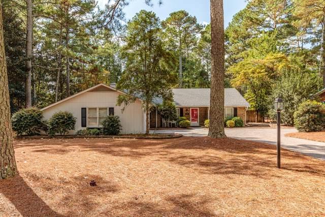 345 Lake Forest Drive, Pinehurst, NC 28374 (MLS #208317) :: Pinnock Real Estate & Relocation Services, Inc.
