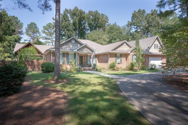 64 Shadow Lane, Whispering Pines, NC 28327 (MLS #208322) :: Pinnock Real Estate & Relocation Services, Inc.