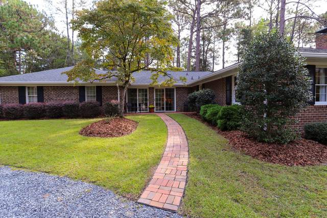 5 Red Fox Run, Pinehurst, NC 28374 (MLS #208333) :: Pinnock Real Estate & Relocation Services, Inc.