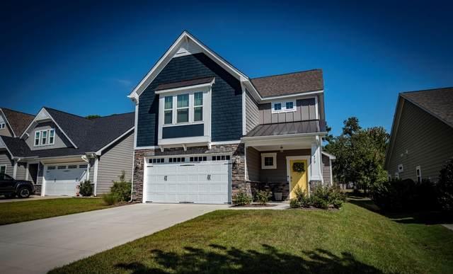 479 Kerr Lake Road, Aberdeen, NC 28315 (MLS #208347) :: Pinnock Real Estate & Relocation Services, Inc.