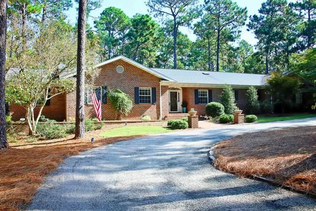 15 Pine Valley Circle, Pinehurst, NC 28374 (MLS #208383) :: Pines Sotheby's International Realty