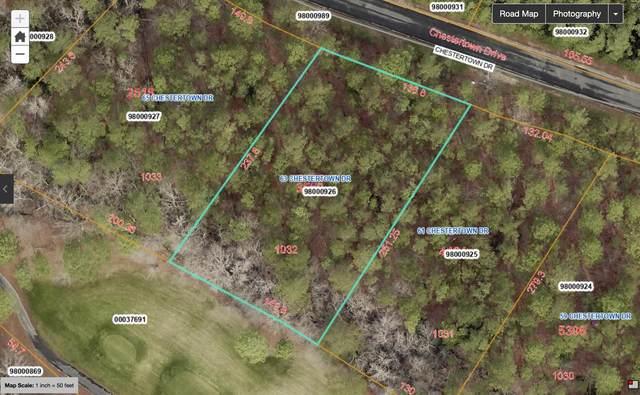 63 Chestertown Drive, Pinehurst, NC 28374 (MLS #208413) :: Pinnock Real Estate & Relocation Services, Inc.