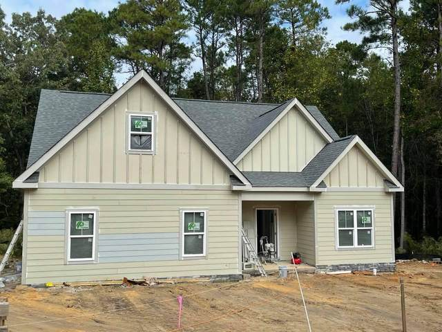 5 Goldenrod Drive, Whispering Pines, NC 28327 (MLS #208418) :: Pinnock Real Estate & Relocation Services, Inc.