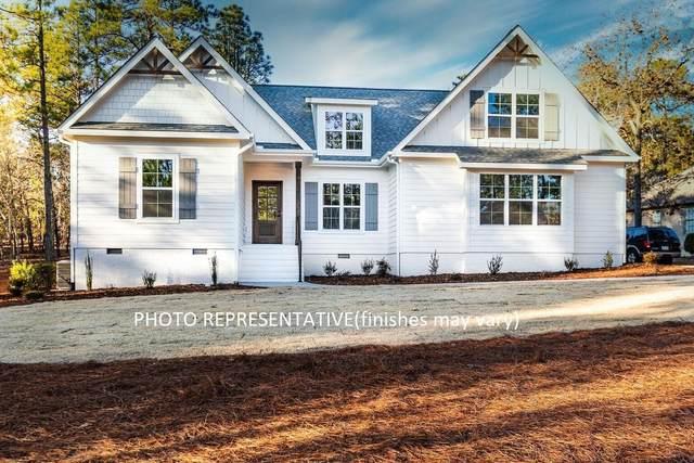 149 Swaringen Drive, West End, NC 27376 (MLS #208422) :: Pinnock Real Estate & Relocation Services, Inc.