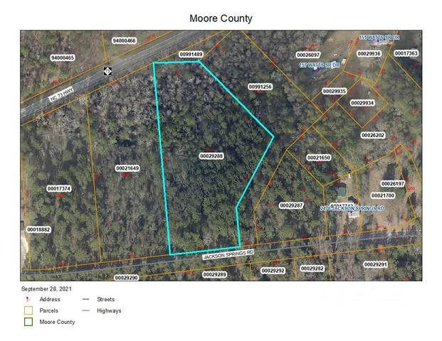 Tbd Jackson Springs Road, Jackson Springs, NC 27281 (MLS #208425) :: Pines Sotheby's International Realty