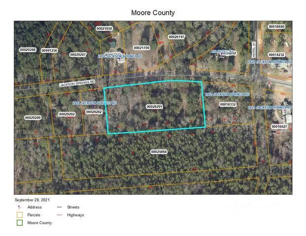 Tbd Jackson Springs Road, Jackson Springs, NC 27281 (MLS #208427) :: Pines Sotheby's International Realty