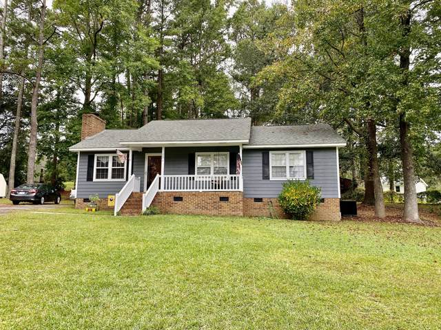 176 Evergreen Court, Rockingham, NC 28379 (MLS #208431) :: EXIT Realty Preferred