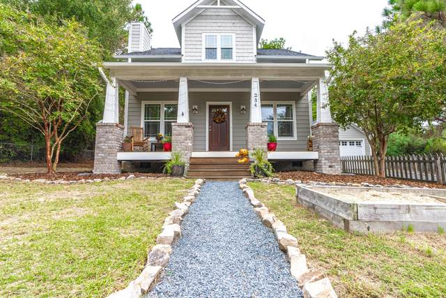 234 Piney Lane, Southern Pines, NC 28387 (MLS #208433) :: Pinnock Real Estate & Relocation Services, Inc.