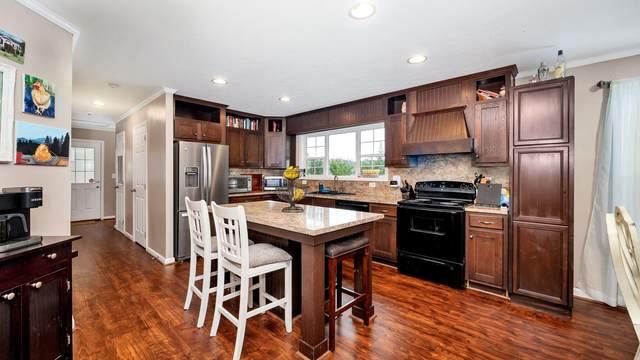 247 Mcmillan Road, Vass, NC 28394 (MLS #208438) :: Pinnock Real Estate & Relocation Services, Inc.