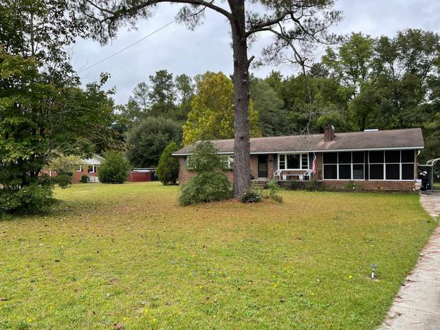 145 Snead Ave, Rockingham, NC 28379 (MLS #208445) :: EXIT Realty Preferred