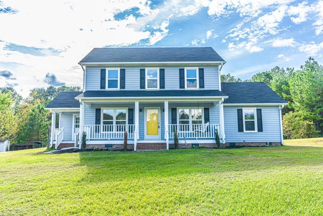 500 Black Hawk Road, Vass, NC 28394 (MLS #208472) :: Pinnock Real Estate & Relocation Services, Inc.