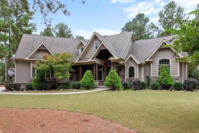 102 Hammerstone Circle, Whispering Pines, NC 28327 (MLS #208476) :: Pinnock Real Estate & Relocation Services, Inc.