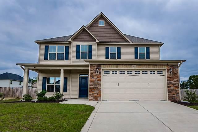 1142 Yellowwood Drive, Aberdeen, NC 28315 (MLS #208481) :: Pinnock Real Estate & Relocation Services, Inc.