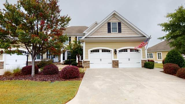 516 Cottage Lane #516, Southern Pines, NC 28387 (MLS #208495) :: Pines Sotheby's International Realty