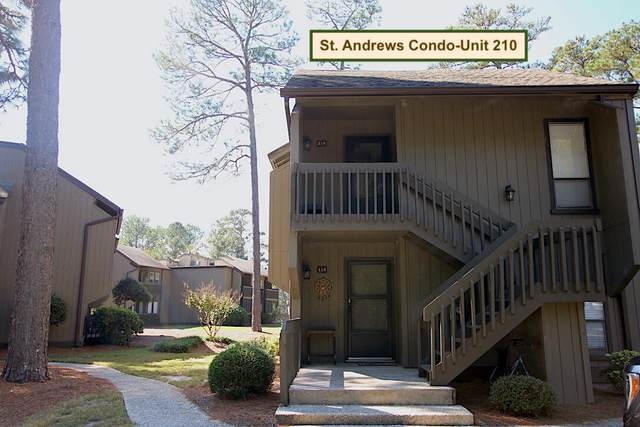 10 Pine Tree Road #210, Pinehurst, NC 28374 (MLS #208504) :: Pines Sotheby's International Realty