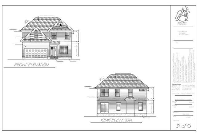 14 Saddle Lane, Jackson Springs, NC 27281 (MLS #208506) :: Pines Sotheby's International Realty