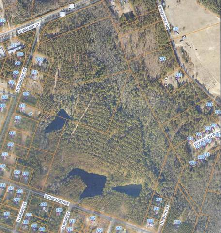 Tbd Chicago Ave, Pinebluff, NC 28373 (MLS #208509) :: Pines Sotheby's International Realty