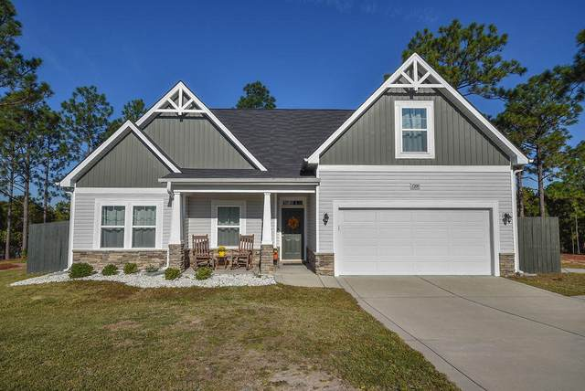 1200 Whitney Drive, Aberdeen, NC 28315 (MLS #208515) :: EXIT Realty Preferred