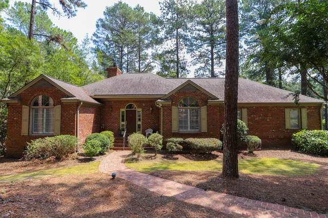 35 Abington Drive, Pinehurst, NC 28374 (MLS #208527) :: Towering Pines Real Estate