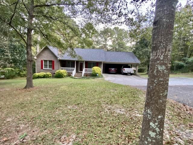 1227 Sandhill Road, Rockingham, NC 28379 (MLS #208530) :: Pines Sotheby's International Realty