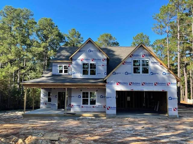 4 Aurora Drive, Whispering Pines, NC 28327 (MLS #208537) :: Pines Sotheby's International Realty