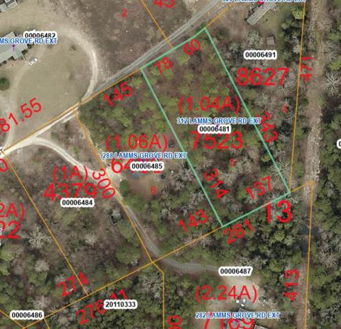 312 Lamms Grove Rd Ext, Cameron, NC 28326 (MLS #208540) :: Pines Sotheby's International Realty