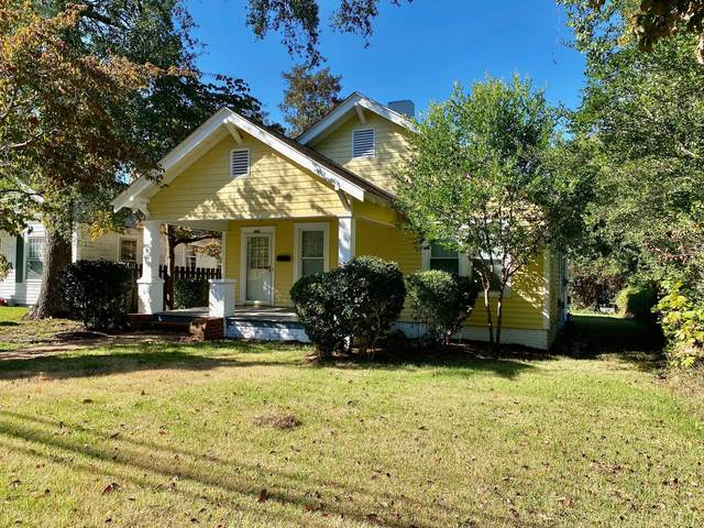 405 N Randolph Street, Rockingham, NC 28379 (MLS #208543) :: Pines Sotheby's International Realty