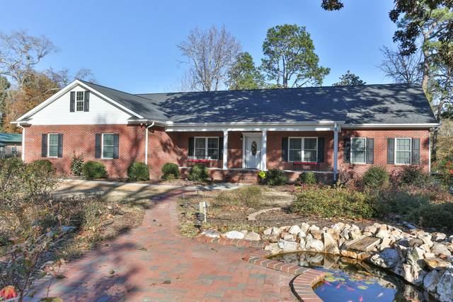 408 Jefferson Street, Hamlet, NC 28345 (MLS #208545) :: Pines Sotheby's International Realty