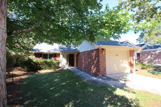 260 Pinehurst Trace Drive, Pinehurst, NC 28374 (MLS #208547) :: Towering Pines Real Estate