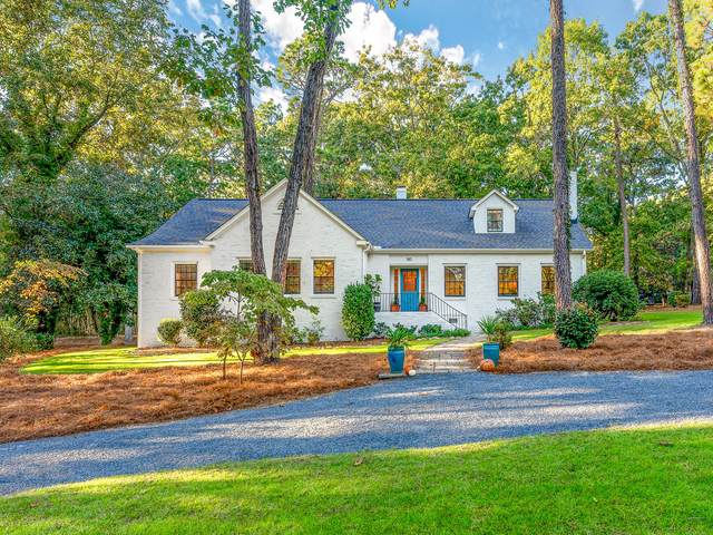180 Crosscut Lane, Southern Pines, NC 28387 (MLS #208551) :: Pinnock Real Estate & Relocation Services, Inc.