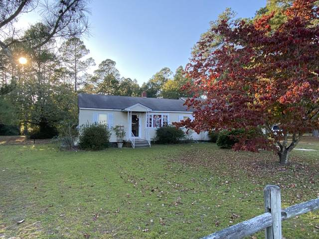 195 N Grace Chapel Church Rd, Hamlet, NC 28345 (MLS #208553) :: Pines Sotheby's International Realty